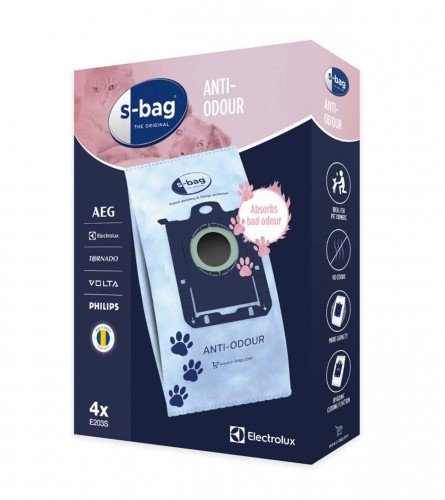 Electrolux Vrećice za usisivač E203S