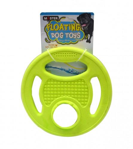MASTER Igračka za pse disk gumeni YT99497A