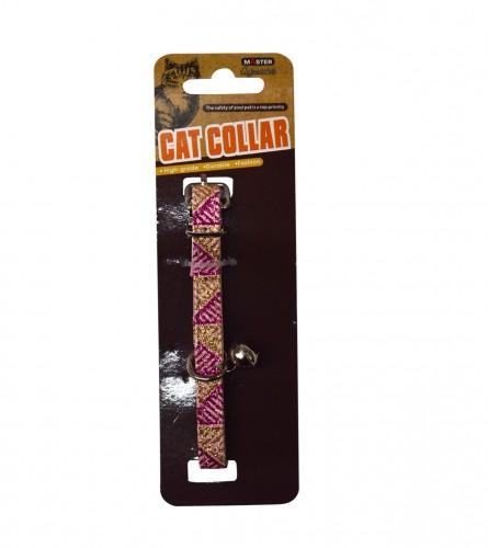 MASTER Ogrlica za mačke light pink YL24651