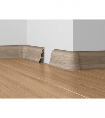 DOELLKEN Lajsna za parket PVC 2,5m SLK50-W652