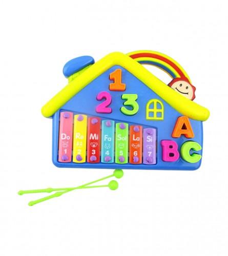 MASTER Igračka interaktivna muzička kućica JA44930