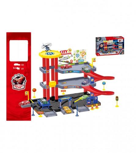Igračka auto garaža JAA12472