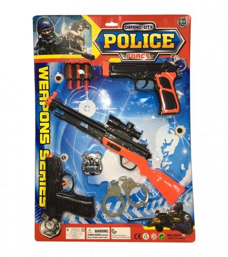 Igračka puška i pištolji SET JIY18313
