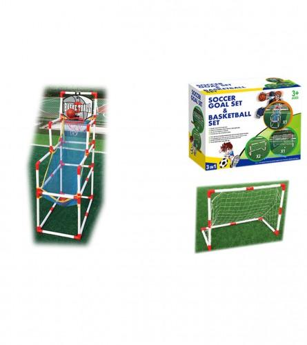 MASTER Igračka set za košarku i fudbal JQ111273