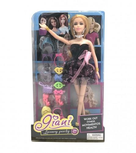 MASTER Igračka lutka JQ112497F