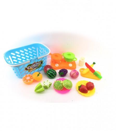 Igračka korpica za voće JR30814