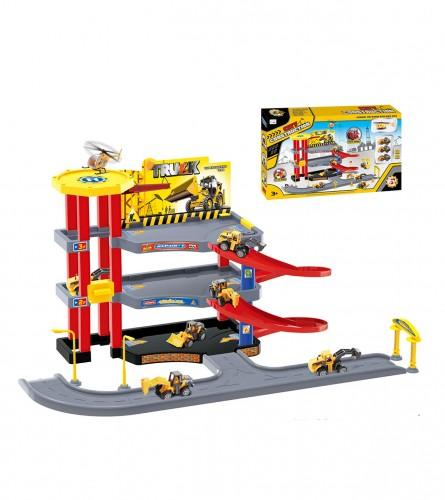 MASTER Igračka garaža JQ112678