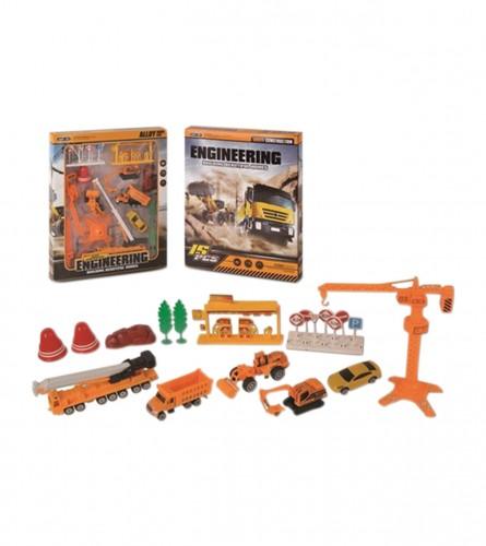 Igračka set građevinskih mašina JQ111054