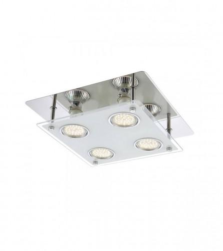 MASTER Plafonjera LED 4x3W GUDY G94369/15