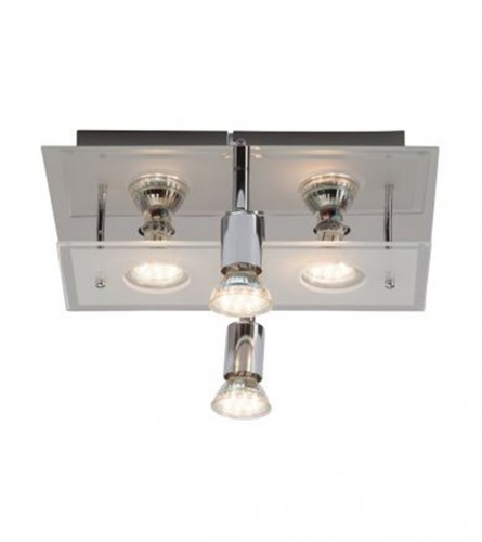 brillant Plafonjera LED 4x3W VIRGINIA G94405A15