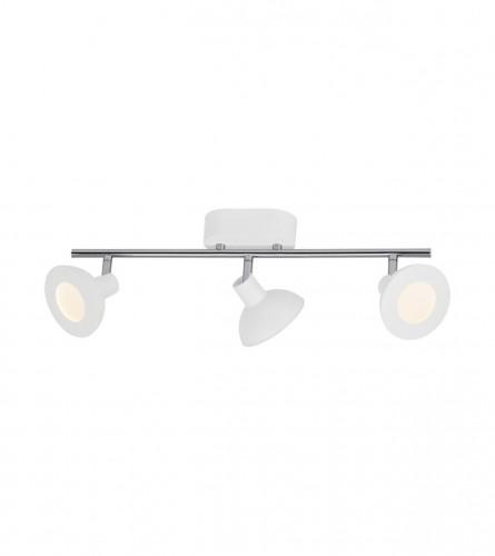 BRILLIANT Lampa LED spot 3x5W TITANIA AEG191084