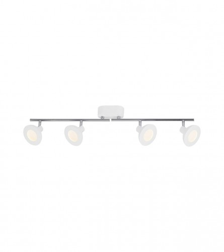 BRILLIANT Lampa LED spot 4x5W TITANIA AEG191085