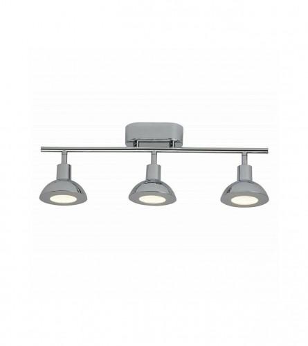 BRILLIANT Lampa LED spot 3x5W TITANIA AEG191121