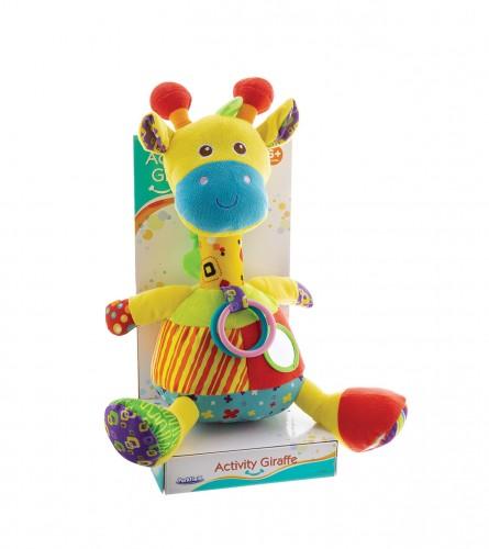 MASTER Igračka interaktivna žirafa 81495