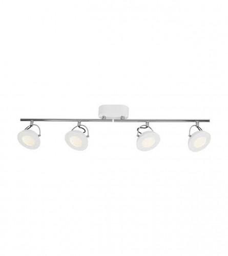 BRILLIANT Lampa LED spot 4x5W LETORA AEG191114