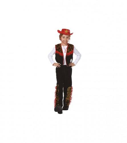 Kostim cowboy za dječake 12177