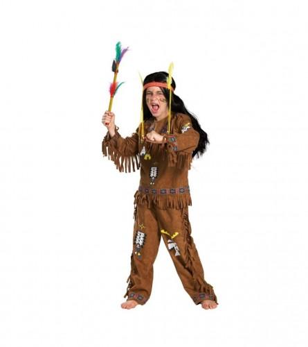 Kostim indijanac za dječake 12243