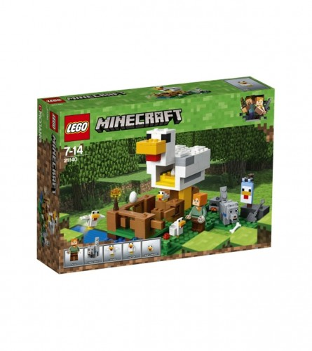 LEGO Igračka kokošinjac 21140