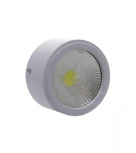 MASTER Lampa LED nadgradna 7W fi90mm OS-HT010