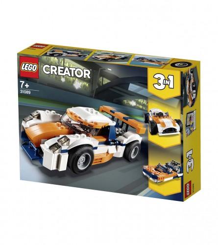 LEGO Igračka trkaći auto 31089