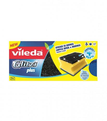 VILEDA Spužvica Glitzi Plus
