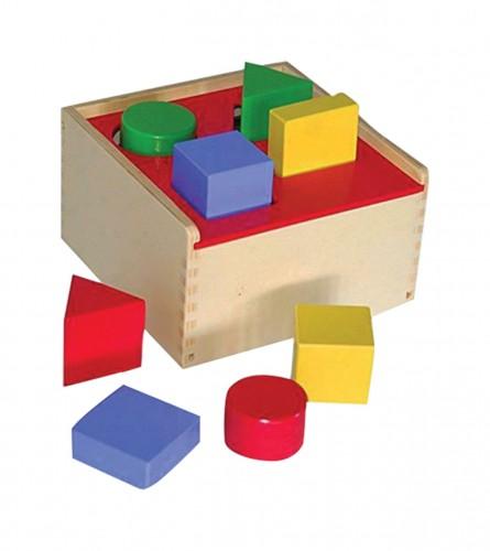Igračka kutija drvena 237036