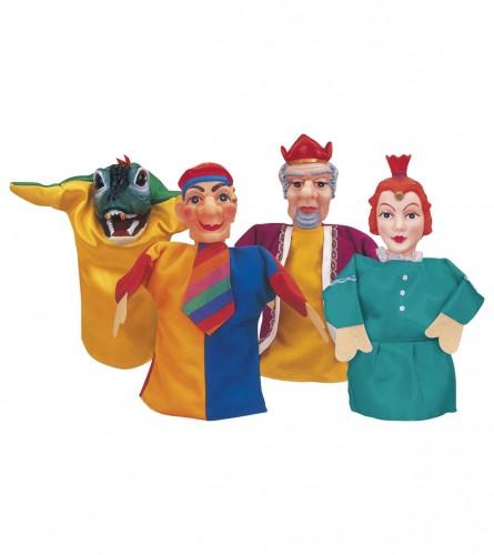 MASTER Igračka marionete za prste 561490