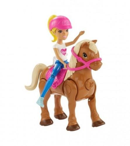 MATTEL Igračka barbie sa konjem 165881