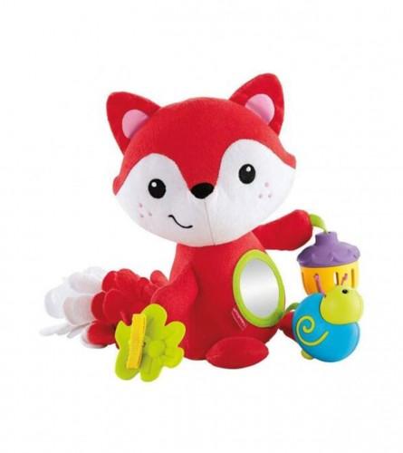 Fisher Price Igračka baby zveka lisica 166027