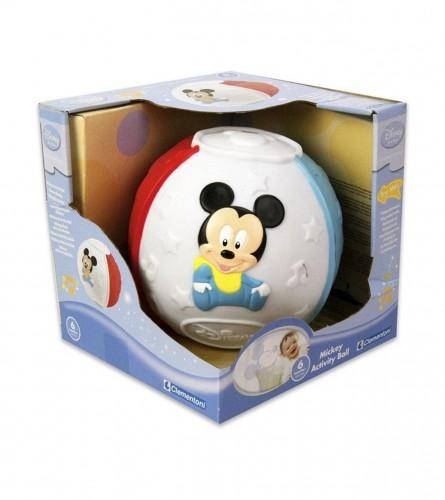 Igračka baby lopta Mickey sa zvukom 162058