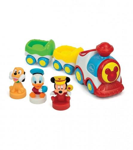 CLEMENTONI Igračka vozić Mickey sa svjetlom i zvukom 162084