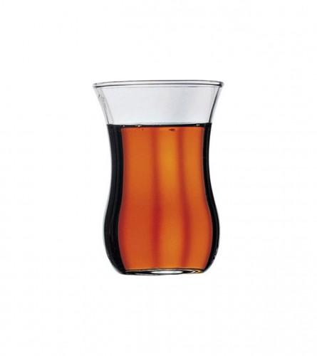 PASABAHCE Čaše za turski čaj 115ml 6/1