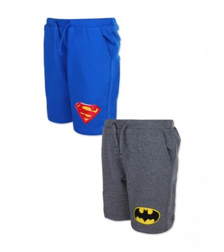 Setino Šorc dječiji muški Superman + Betman 890-105-104
