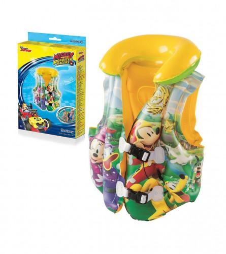 BESTWAY Prsluk za plivanje Mickey Mouse 51x46cm 91030