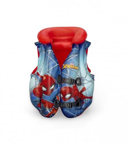 BESTWAY Prsluk za plivanje spiderman 51x46cm 98014