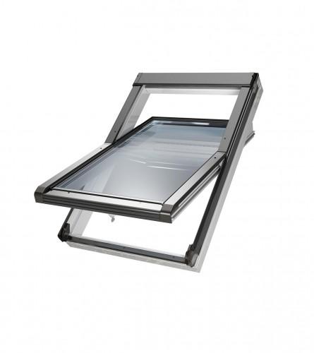 OKPOL Krovni prozor PVC sa opšavom 66x98cm