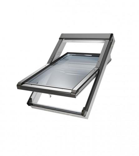 OKPOL Krovni prozor PVC sa opšavom 78x118cm