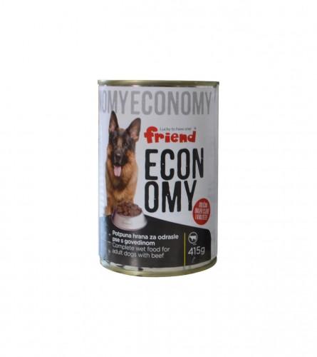 Friend Hrana za pse 415g govedina ECONOMY GG102700