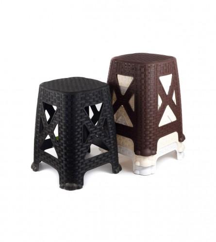 DUNYA PLASTIC Stolica Rattan PVC Dunya 06108