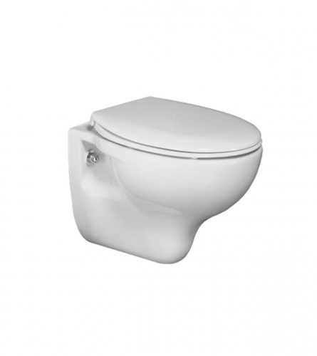 TURKUAZ WC školjka zidna sa daskom 18400 sa bide funkcijom