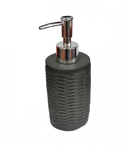 MASTER Dozator za tečni sapun crni kamen 01190153