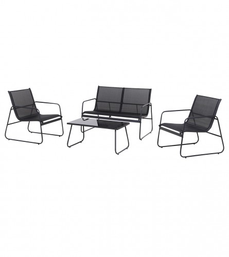 Stol stolice i sofa SET metalni 613-400764