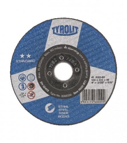 TYROLIT Ploča rezna 230x2,5mm ČELIK+INOX 250169
