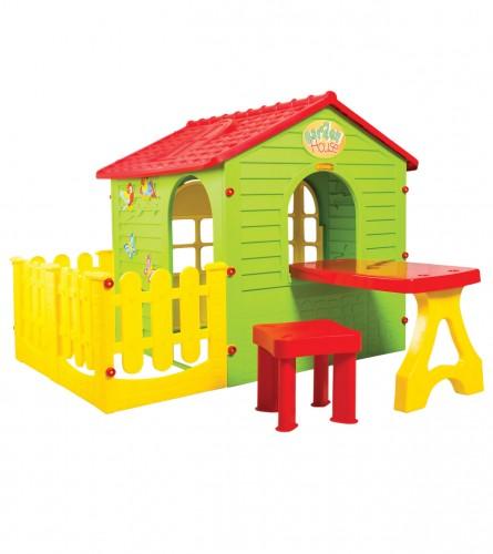 Kućica magična sa stolom i stolicama 11210