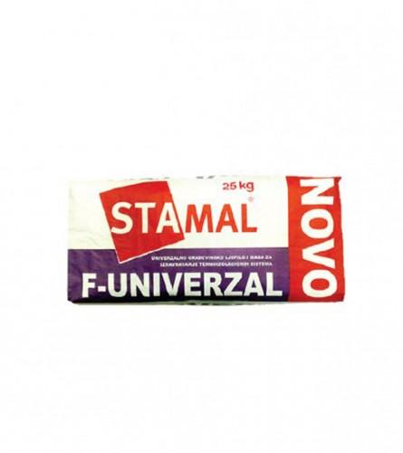 STAMAL Ljepilo za stiropor bijelo F-universal 25/1