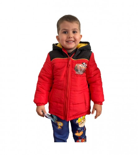 CARS Jakna dječija muška 2-8 god. C52284701