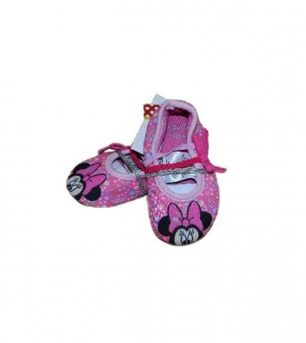 MINNIE MOUSE Pokućnice baletanke Minnie Mouse