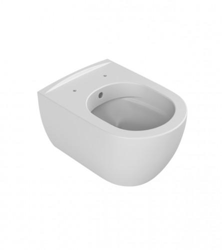 TURKUAZ WC školjka City Rimless bez bide funkcije 7T0191-W.06