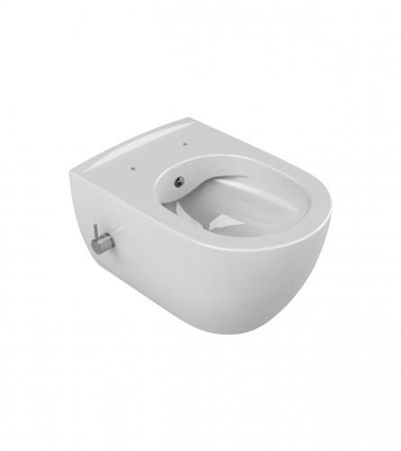 TURKUAZ WC školjka City Rimless 019100-S.01 + 9sc1663s02