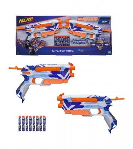 HASBRO Igračka puška sa mecima NERF C3135